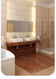Clive trevor heating and plumbing stoke staffordshire cheshire Bathroom design and installation stoke on trent